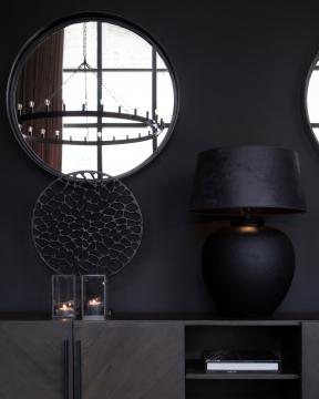 Flavio dekoration svart 2