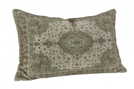 ARIANNA Kuddfodral 60x40 paisly olive 1