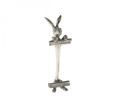 Kanin placeringskorthållare tenn 3