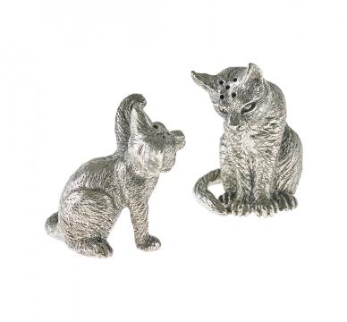 Katter salt/pepparkar tenn 3