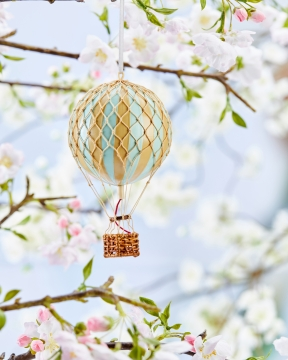 Floating The Skies luftballong mint 2