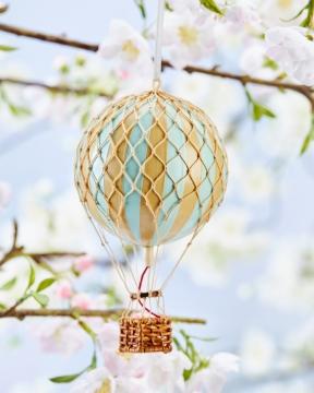Floating The Skies luftballong mint 1