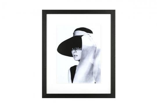 Audrey Hepburn Hat 1