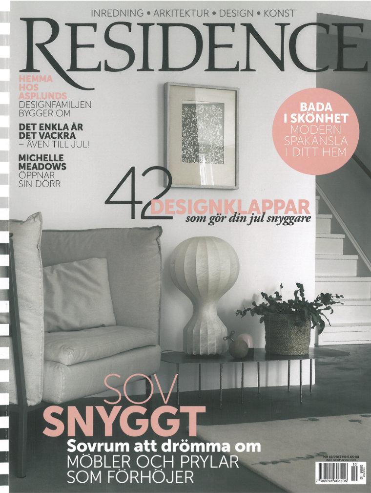 Tidning residence nr10 2017