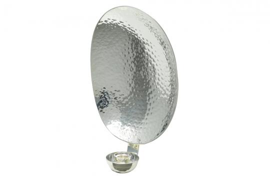 Lampett Silverplated oval 1
