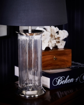 Wilson Classic bordslampa kristall 2
