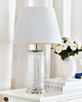 Wilson Classic bordslampa kristall 1