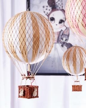 Royal Aero luftballong vit 5