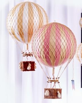 Royal Aero luftballong vit 6