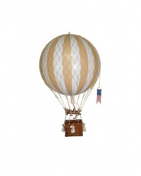 Royal Aero luftballong vit 3