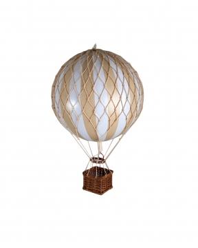 Floating The Skies luftballong vit 3