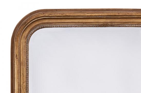 Napoleon III Moyen spegel 2