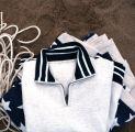 Yale zip sweater