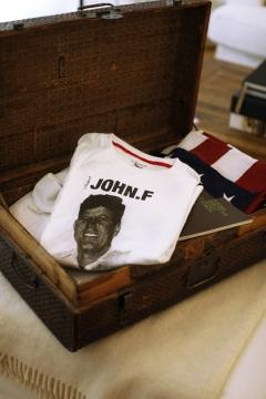 Princeton T-Shirt JFK Printing Men 1