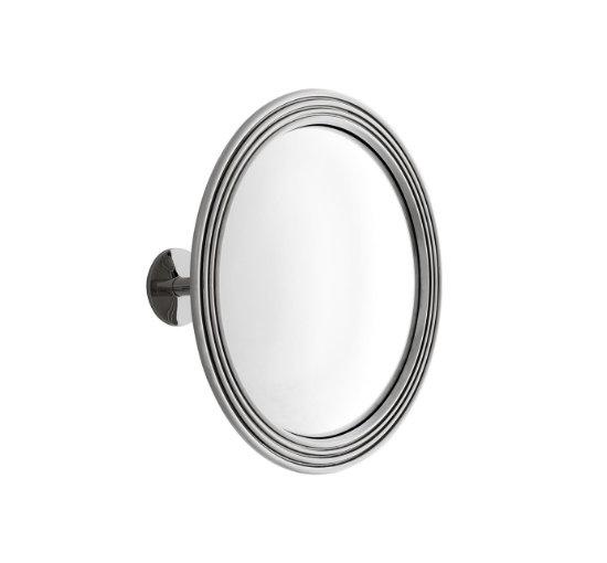 Spegel Courbes Nickel OUTLET