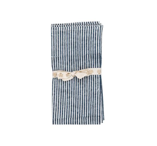 Listbild napkin-stripe-navy