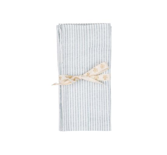 Listbild napkin-stripe-grey