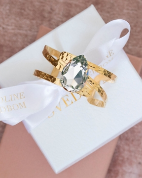 Perfect Drop Bangle armband crystal 2