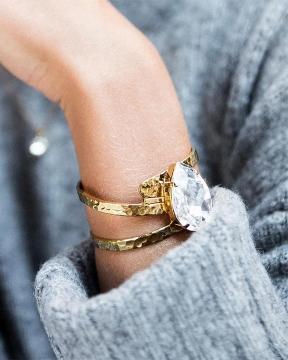 Perfect Drop Bangle armband crystal 1