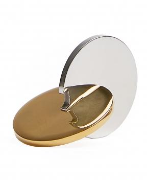 Otto kapsylöppnare guld/silver 2