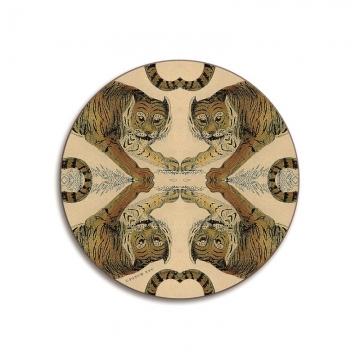 Wildlife Tiger Coaster 1