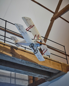 Aviator Sopwith Camel modellflygplan 1