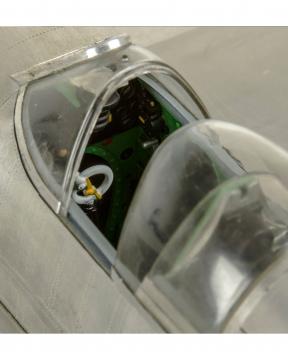 Aviator Spitfire modellflygplan 2