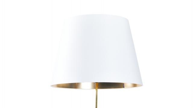 Ludlow lampskärm vit Ø32-45 1