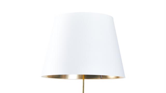 Ludlow lampskärm vit Ø33-50 2