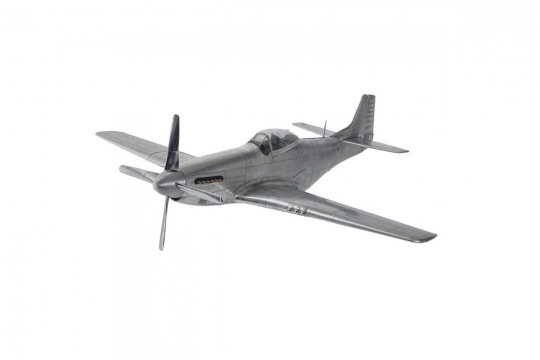 WWII Mustang modellflygplan 1