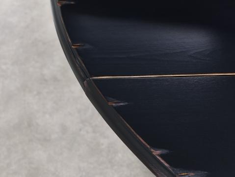 Balmoral matbord svart 250cm 5