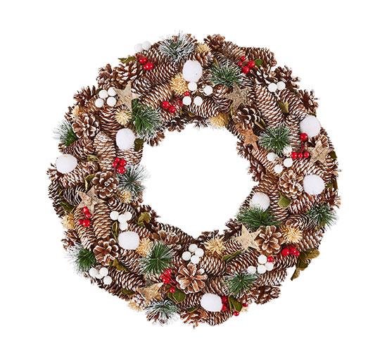 Vermont-julkrans-listbild