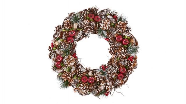 Chamonix-julkrans-helbild