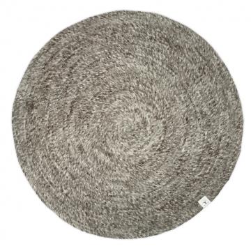 Matta-merino-rund-grey