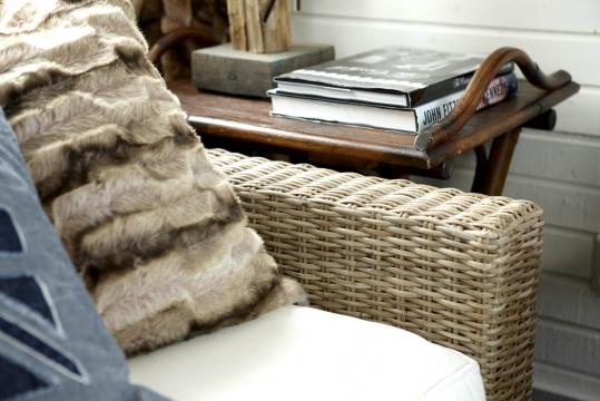Hudson soffa 3-sits detalj kubu