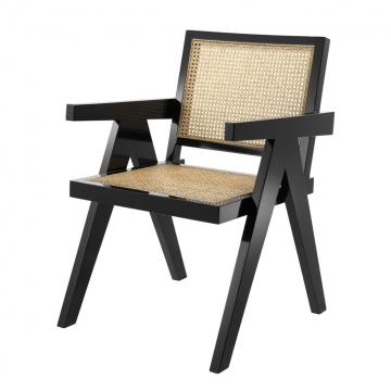 Adagio stol svart 1