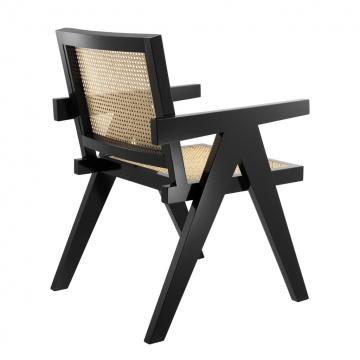 Adagio stol svart 4