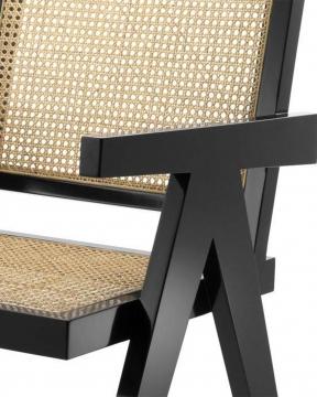 Adagio stol svart 2