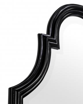 Arayna spegel svart 2