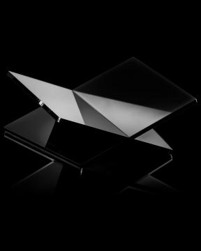 Bokstöd svart XL 5