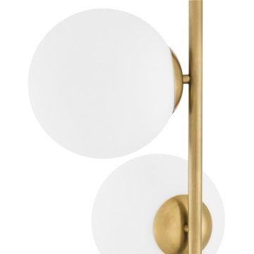 Golvlampa Tempo Antique Brass 3