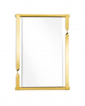 Byram spegel guld 2