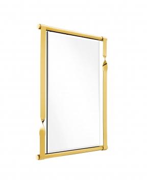 Byram spegel guld 3