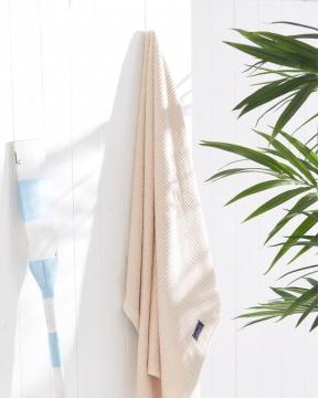 Fisher Island handdukar beige 2-pack 5