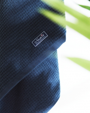Fisher Island handduk blå 2-pack 5
