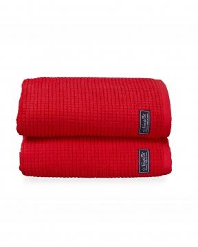 Fisher Island handdukar röd 2-pack 3