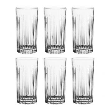 Manhattan highballglas kristall 6-pack 3