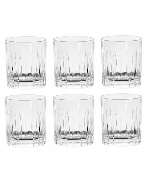 Manhattan snapsglas kristall 6-pack 3
