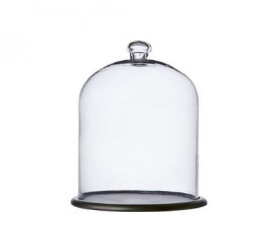 Bella Bell glaskåpa svart XL 3