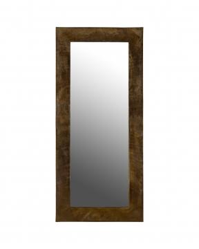 Enya Grande spegel mässing 3